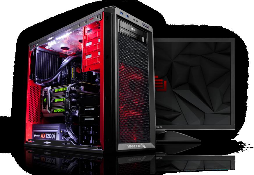 Building Desktop Pc Gaming