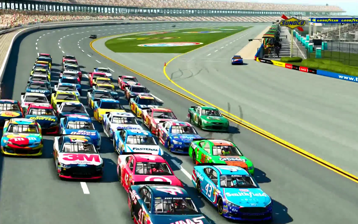 Nascar Racing Pc Game: Page 2 Of 10 For 10 Best Car Racing Games For PC In 2015