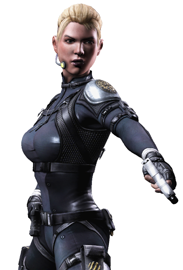 10 Sexy Video Game Babes With Guns | GAMERS DECIDE