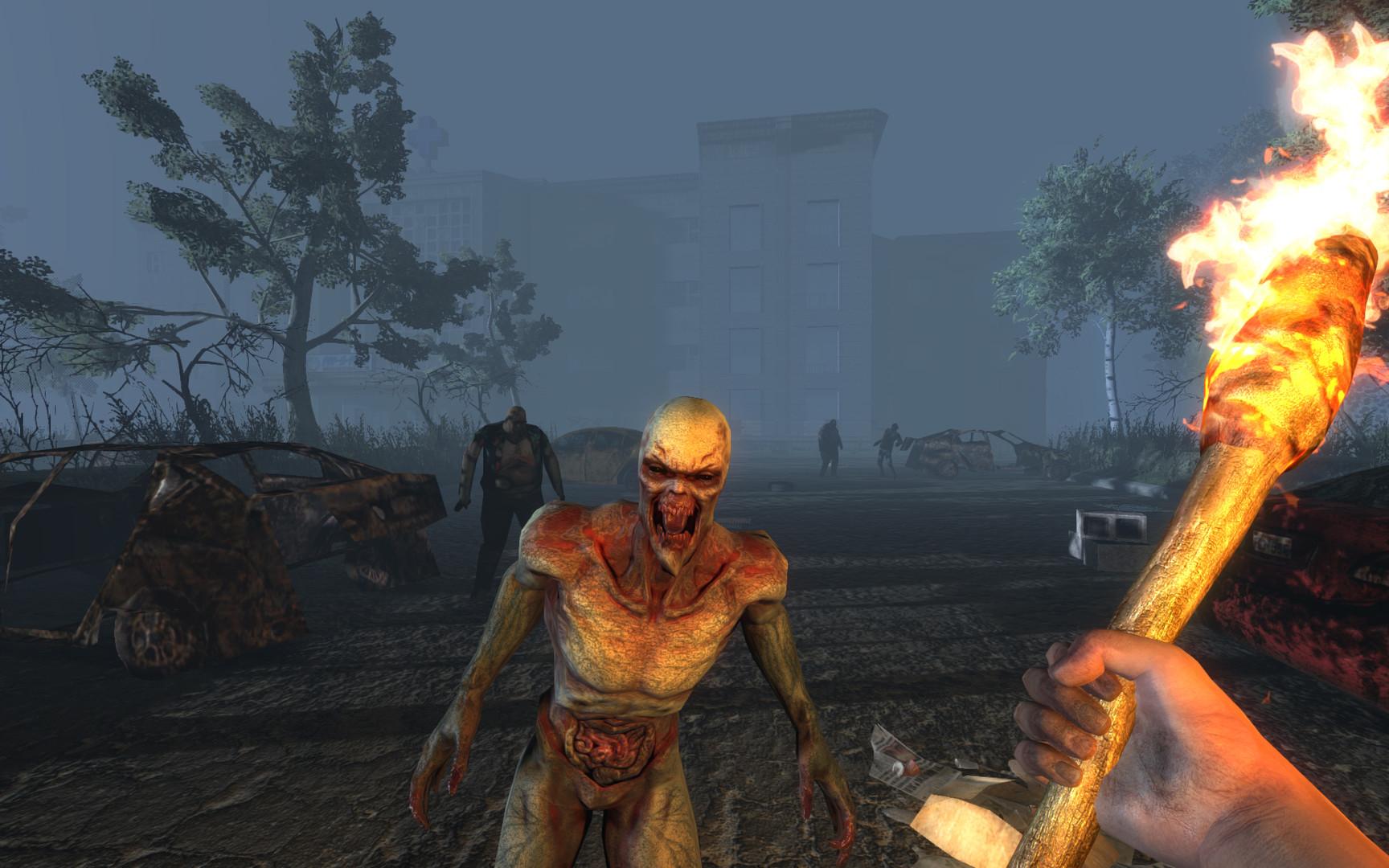 hot nasty naked girls zombies