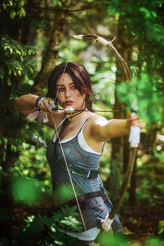 Tomb Raider:Lara Croft film by Anastasya01 on DeviantArt