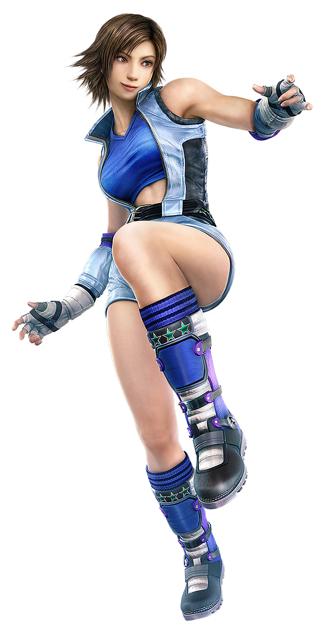 page 3 of 16 for ranked: 33 hottest babes from fighting games