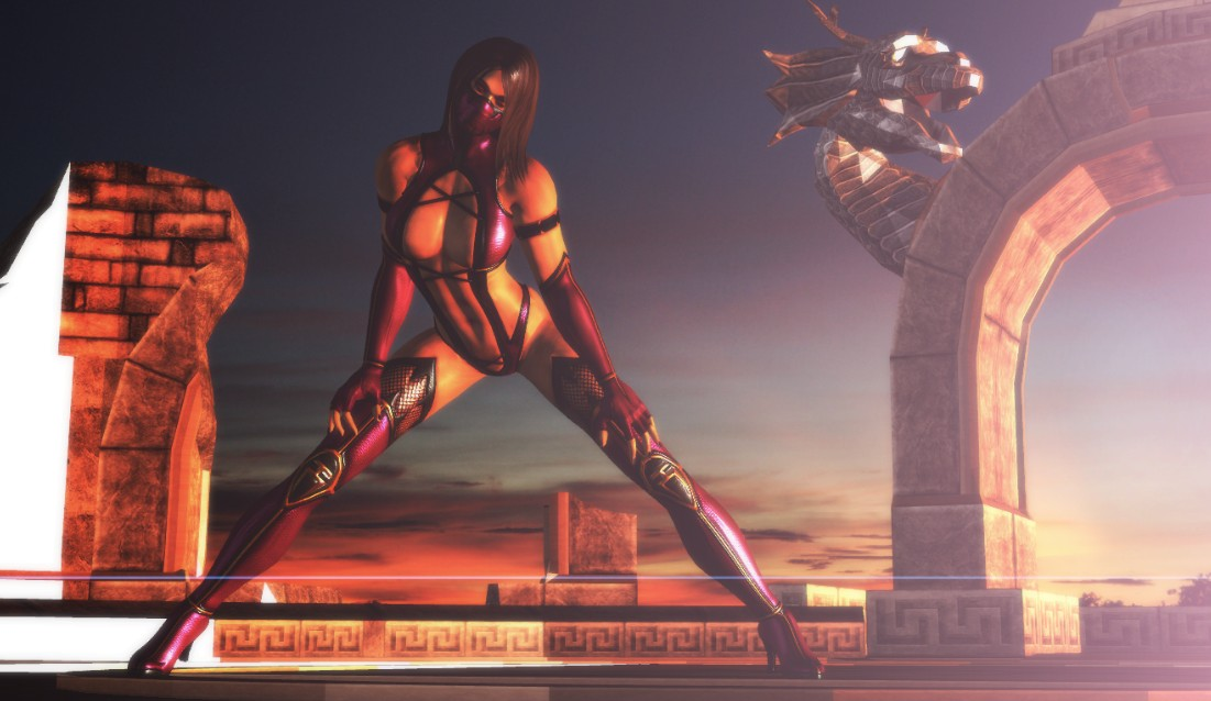 Page 5 Of 6 For 10 Hottest Mortal Kombat Female Characters