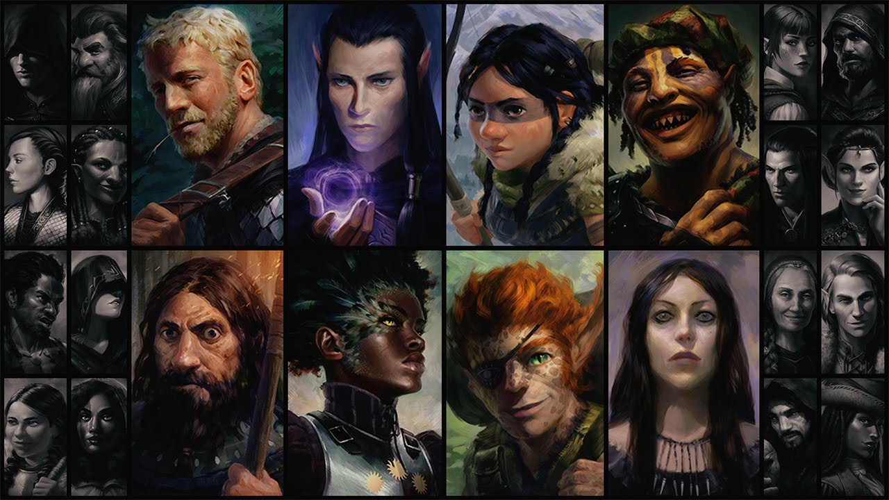 �а��инки по зап�о�� pillars of eternity romance