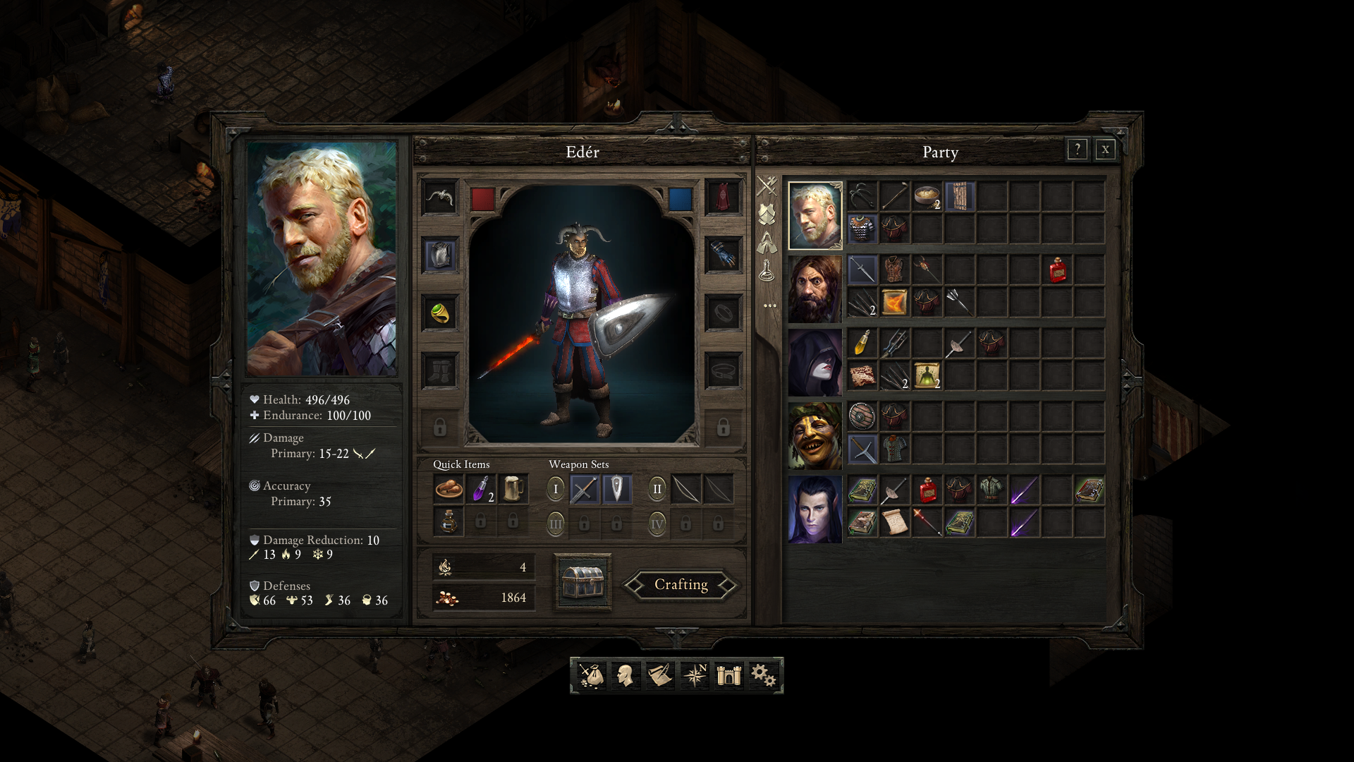 Poll: Which is the Best Class in Pillars of Eternity
