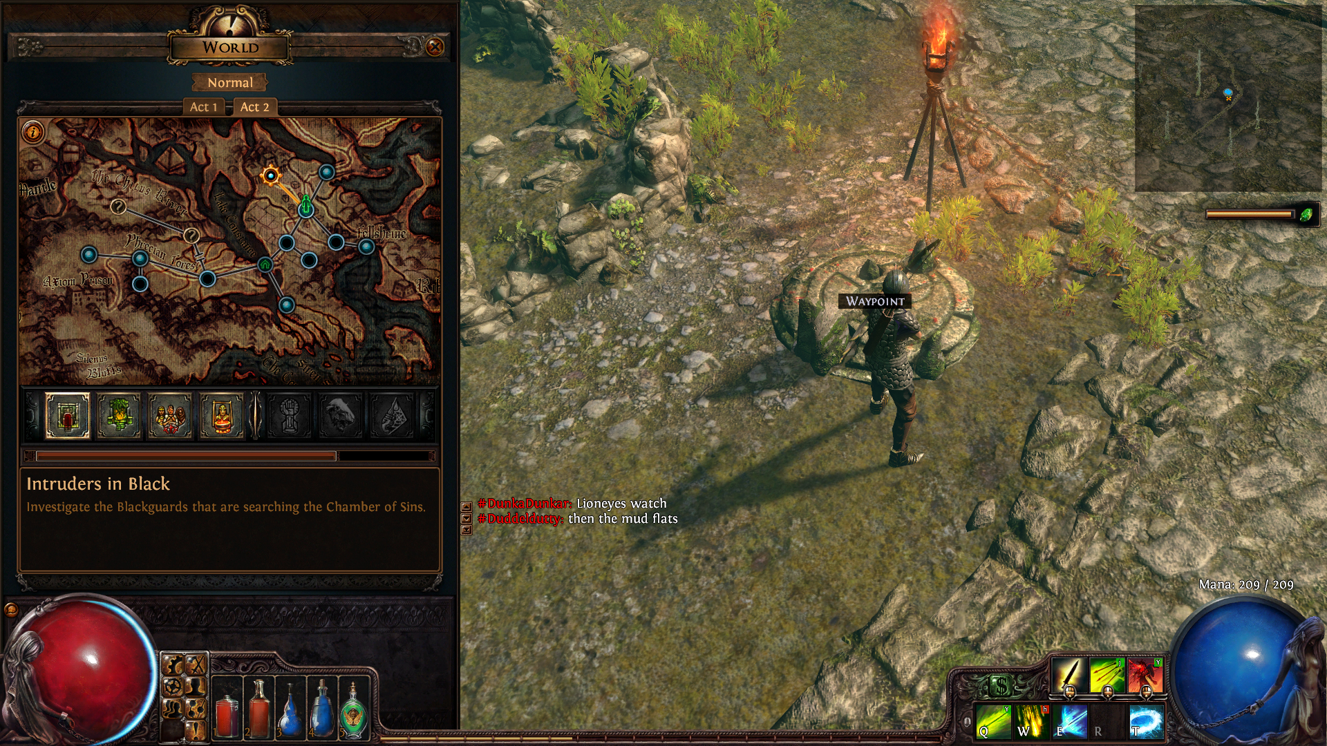 Path of exile new trade system