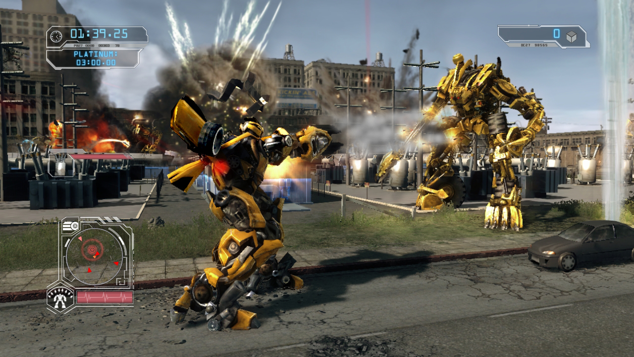 5 best transformers games for pc gamers decide. Black Bedroom Furniture Sets. Home Design Ideas