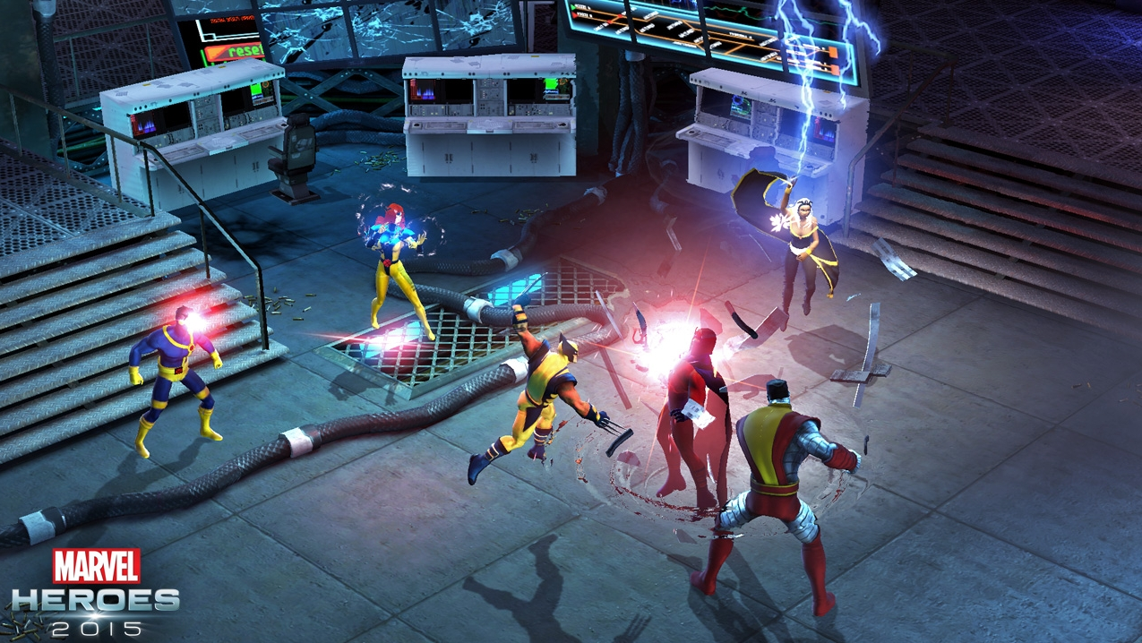10 best superhero games for pc in 2015 gamers decide