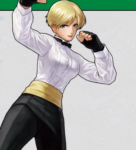 10 hottest king of fighters female characters gamers decide - King of fighters characters pictures ...