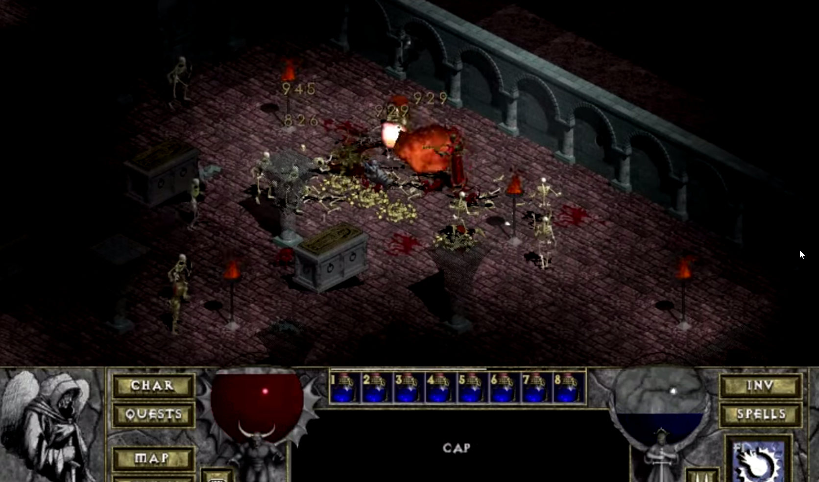 an overview of the game diablo Overview diablo is dead the game allows you to set up two sets of weapons/armor configurations and hotkey but diablo ii: lord of destruction is worth the.