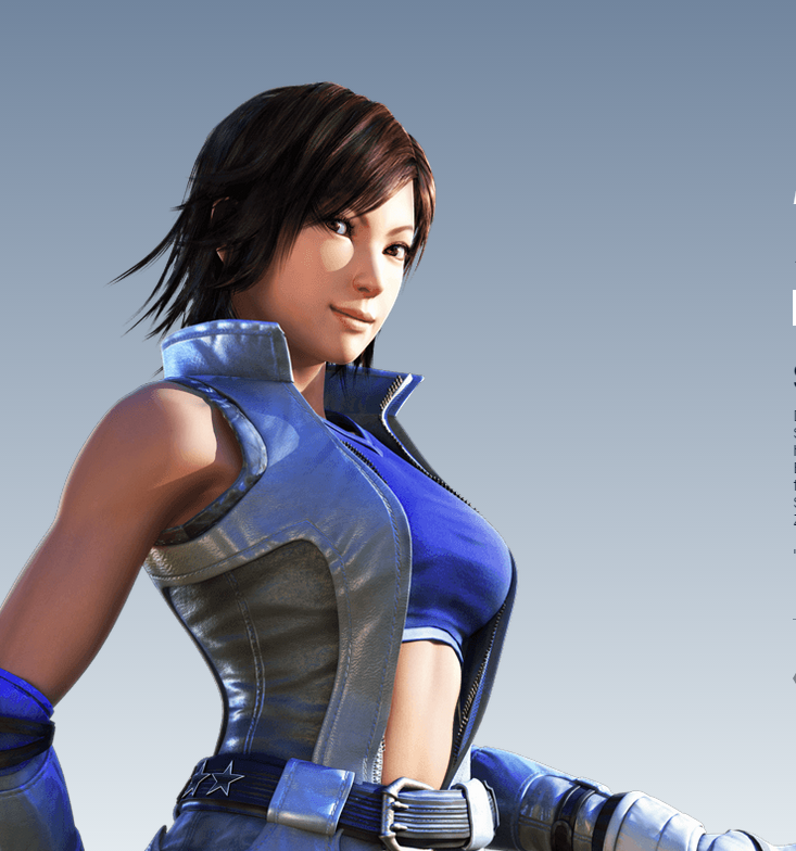 The 10 hottest tekken female characters gamers decide 5 asuka kazama voltagebd Choice Image