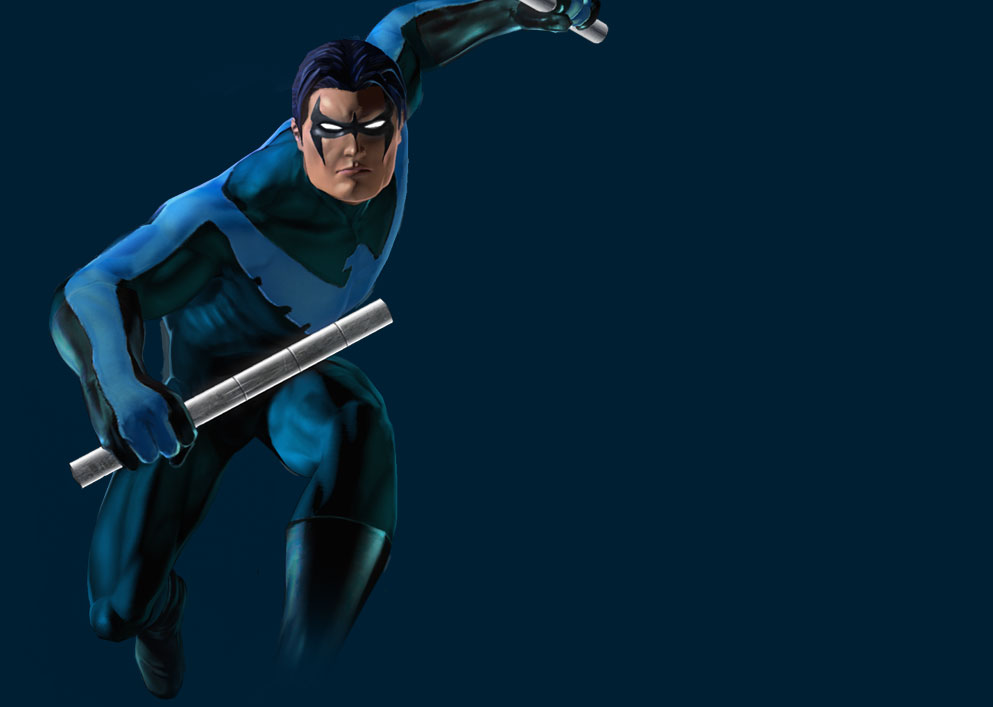 dc universe online meet up with nightwing