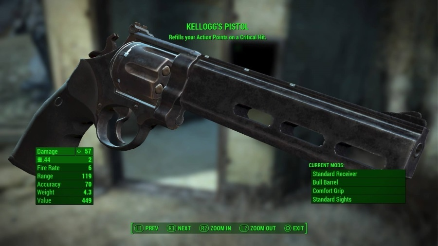 how to use torch fallout 4 pc