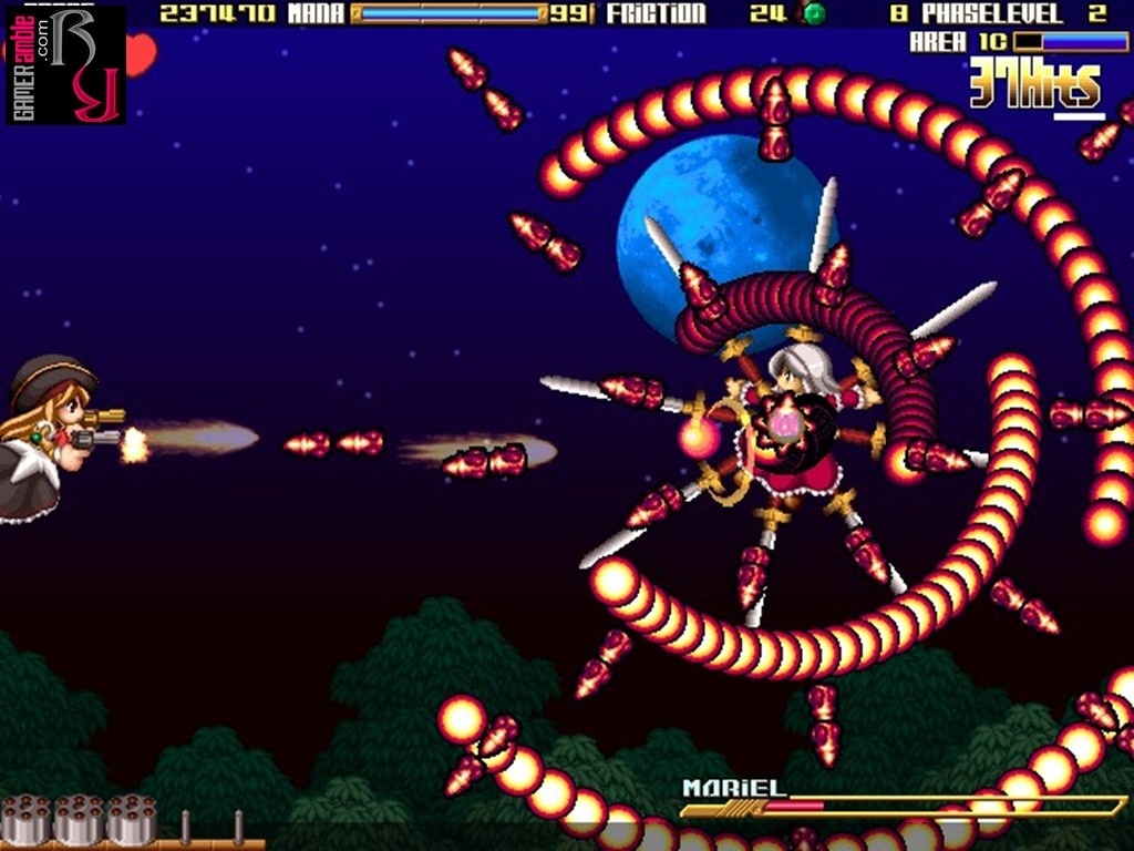 Bullet Hell Games