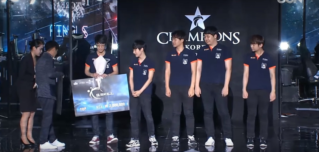 The ROX Tigers of LCK