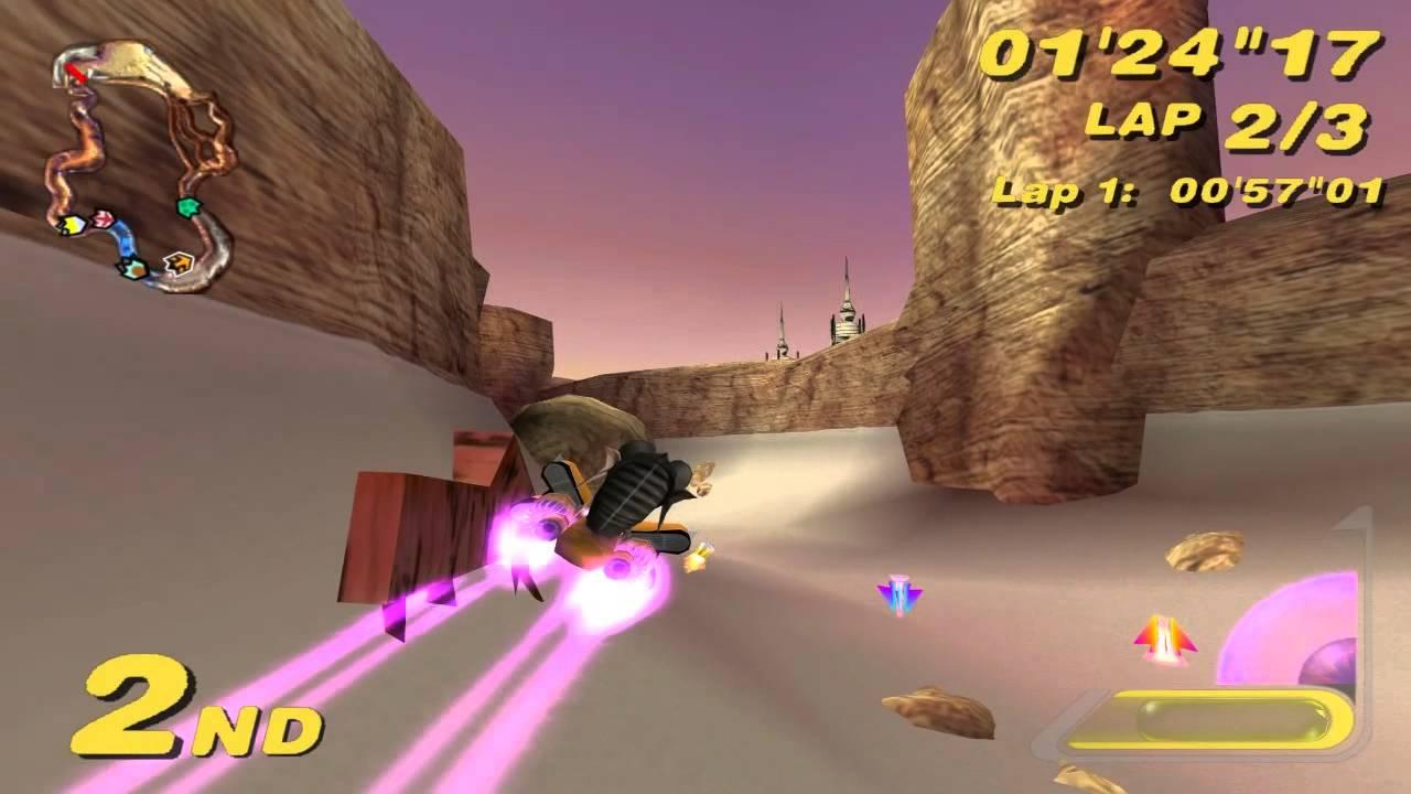 Bombad Racer