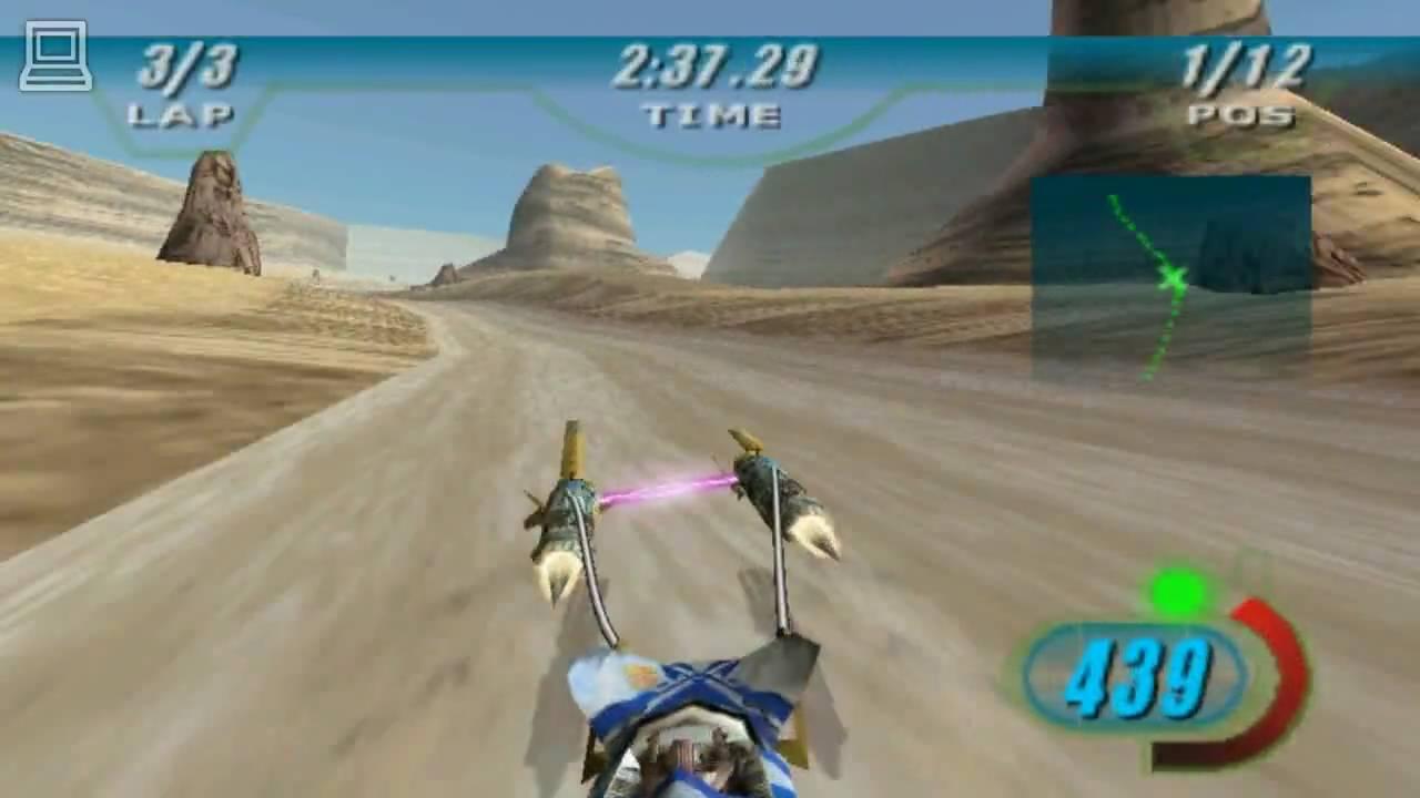 Episode 1 Racer