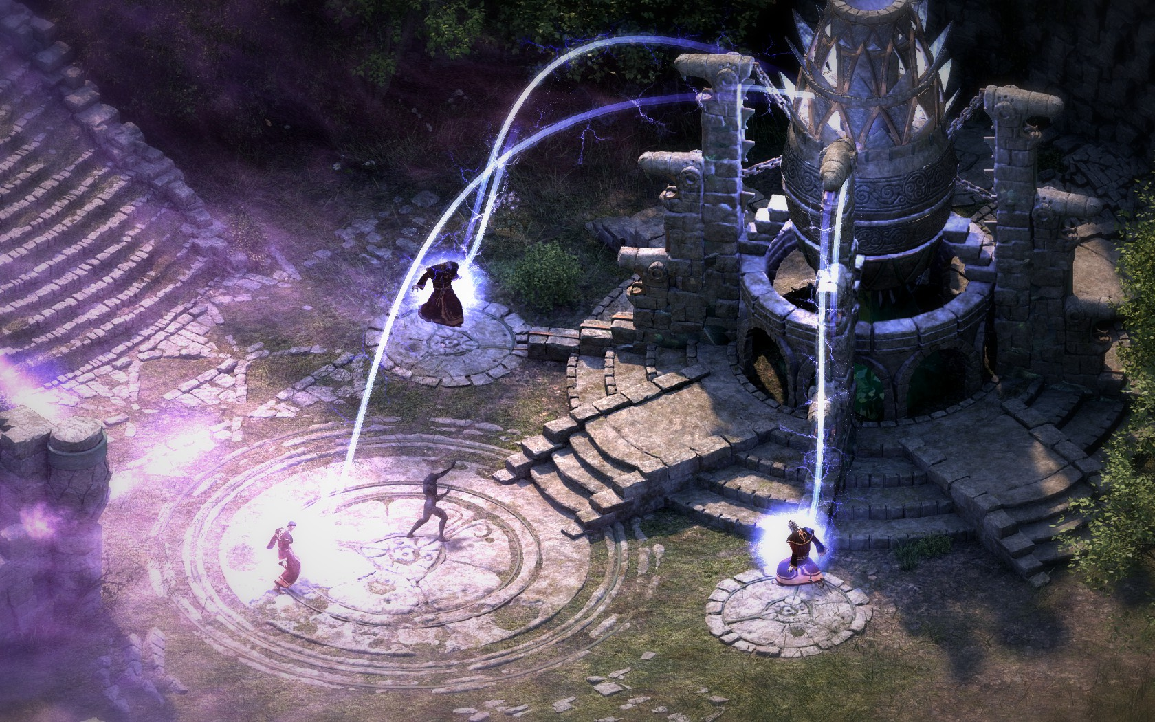 Pillars of Eternity gameplay