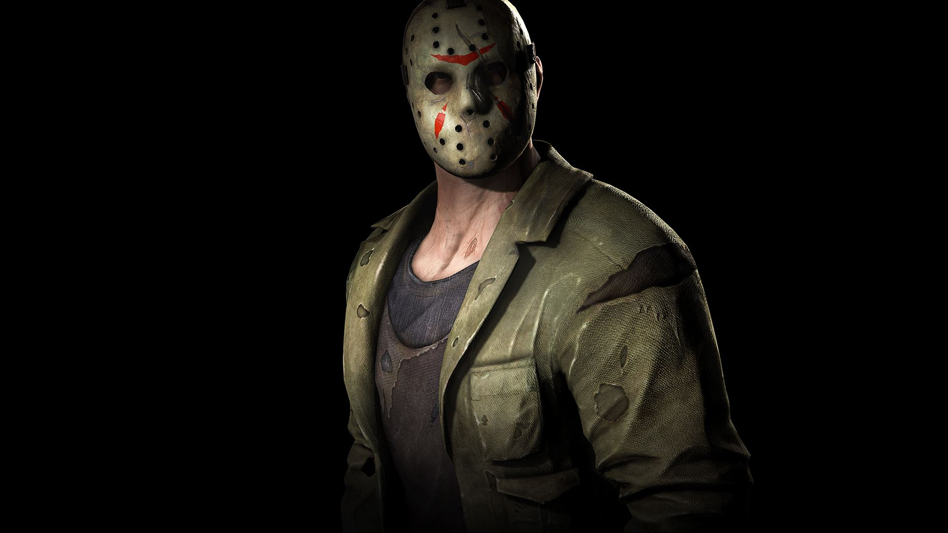 The iconic Jason Voorhes
