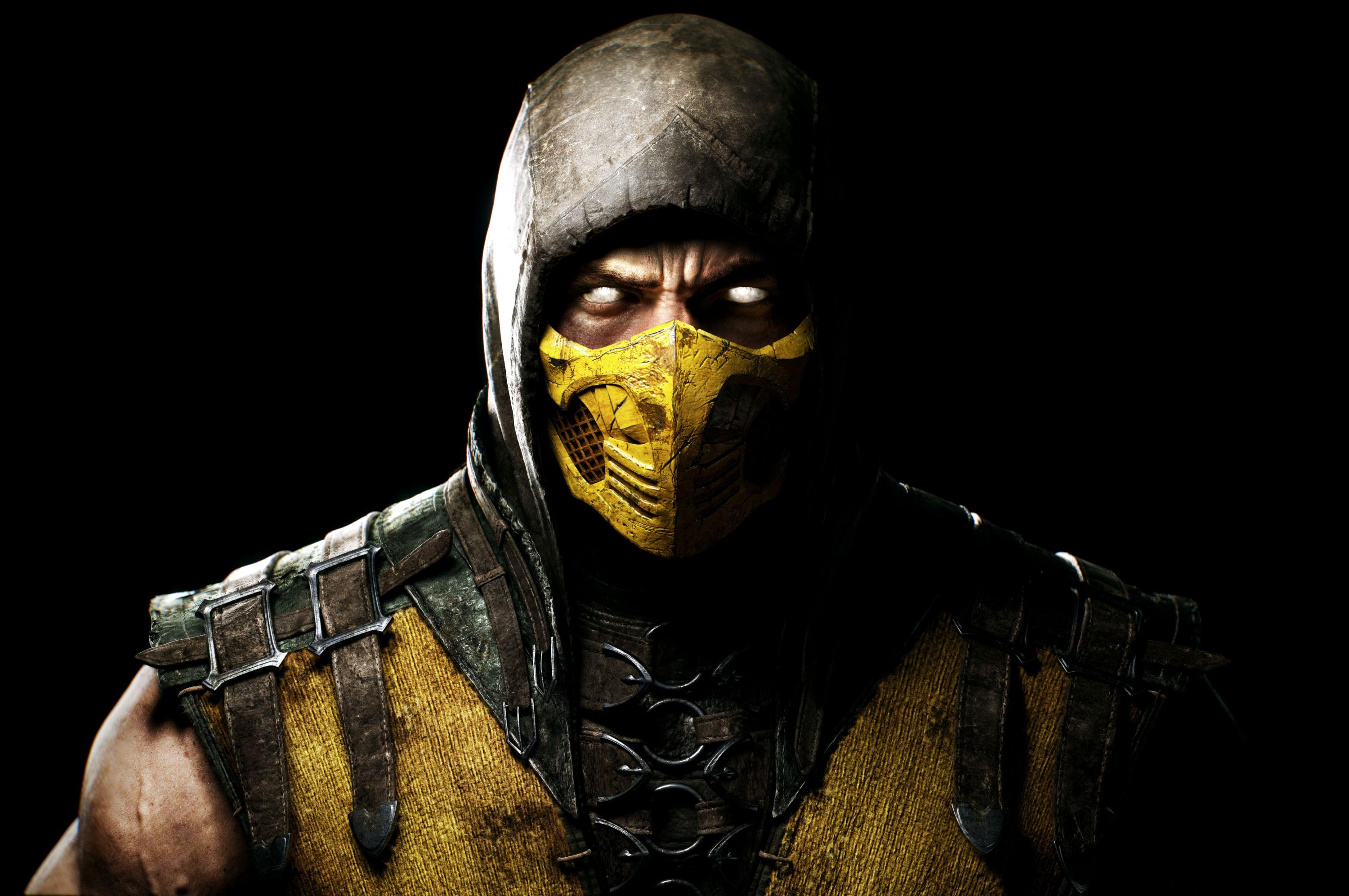 Scorpion From Mortal Kombat X