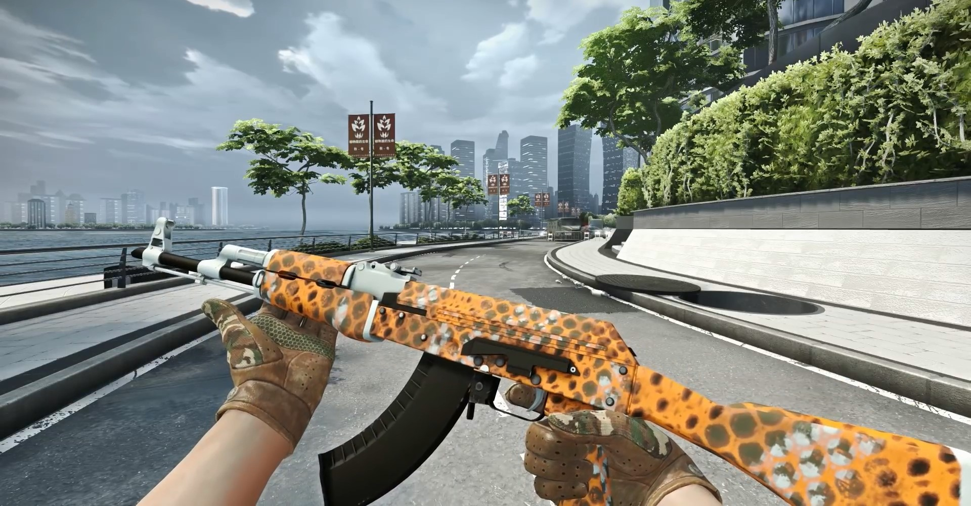 Top 10 CS:GO AK47 Skins (Best CSGO AK-47 Skins) | GAMERS DECIDE