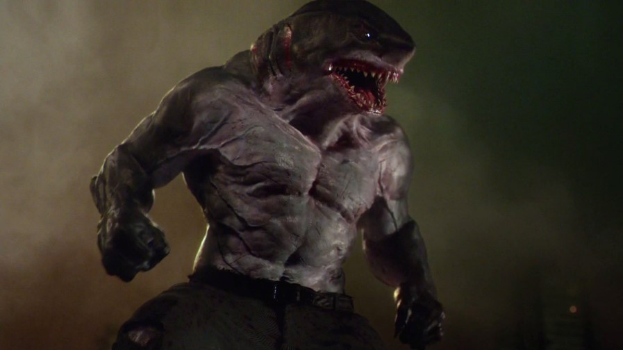 King Shark-The Flash