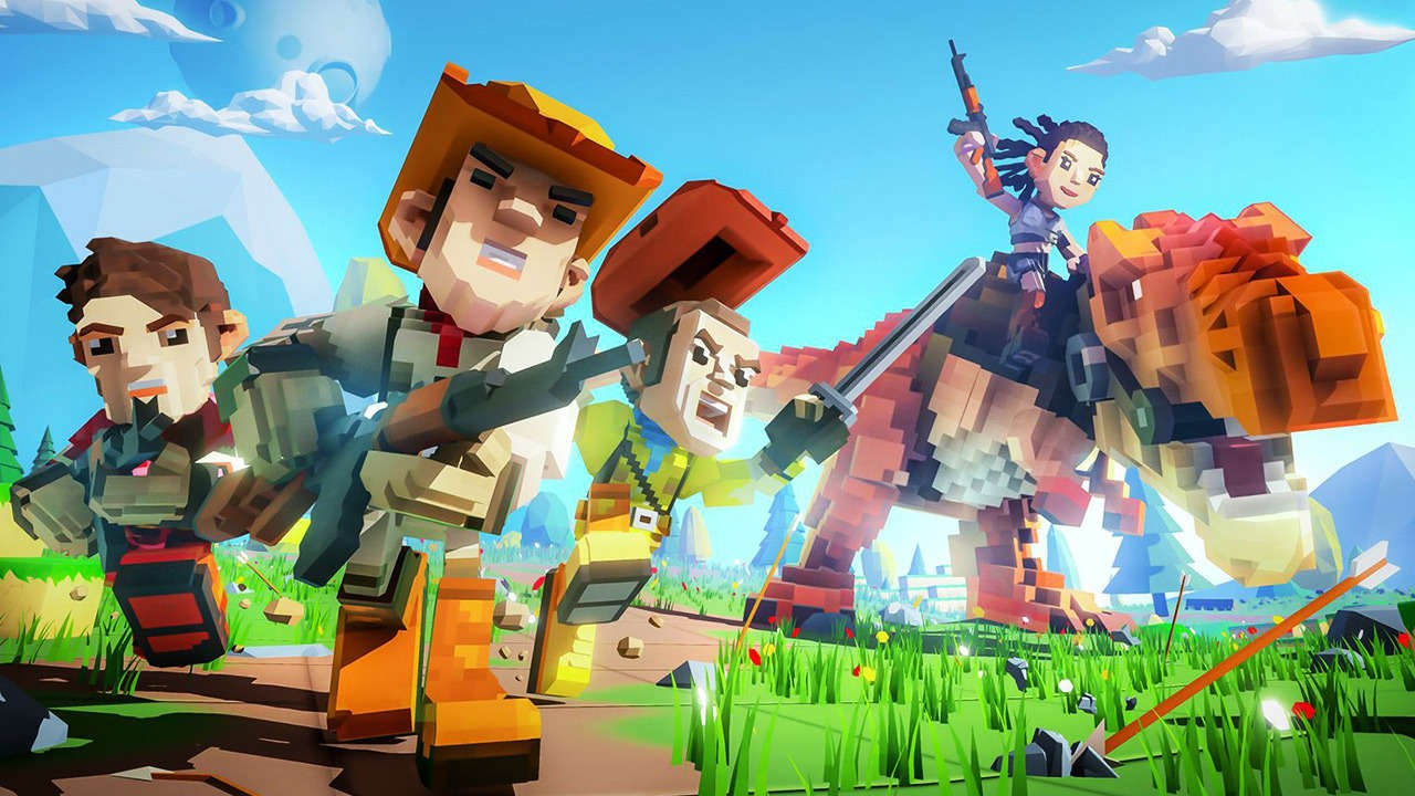 Top 11 Games Like Minecraft (Games Better Than Minecraft In