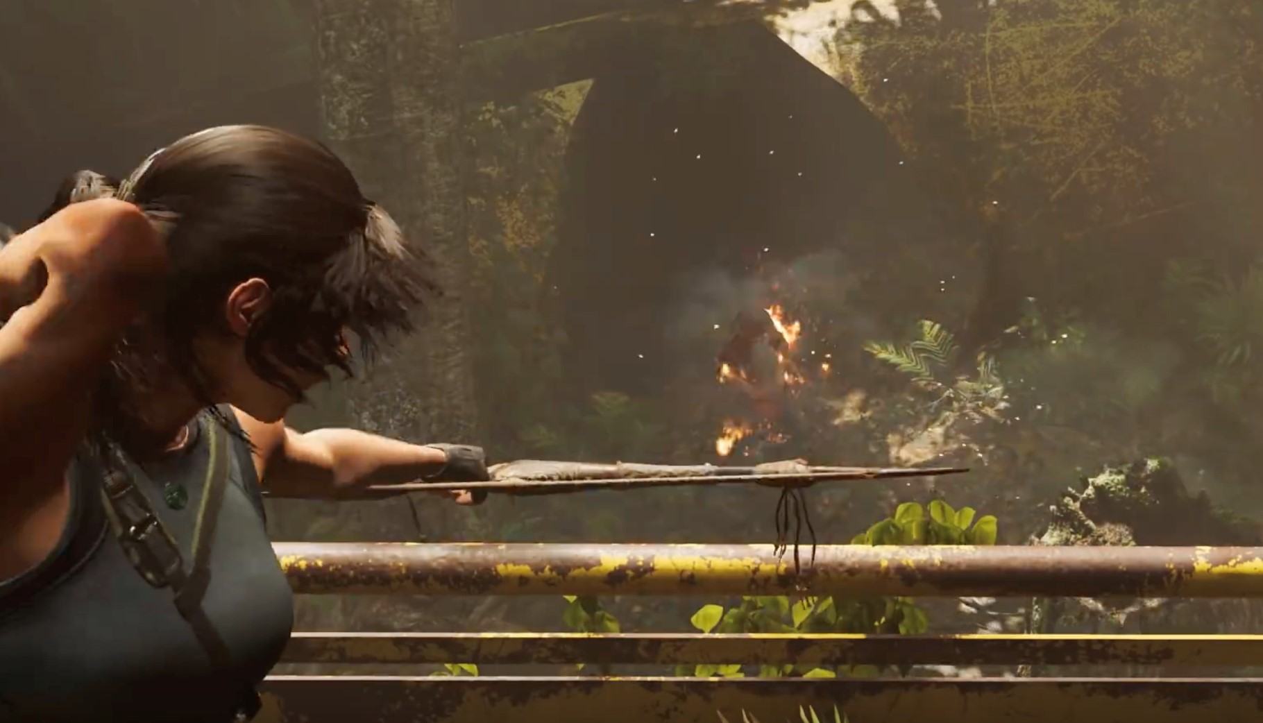 Top 10] Shadow of The Tomb Raider Best Weapons   GAMERS DECIDE