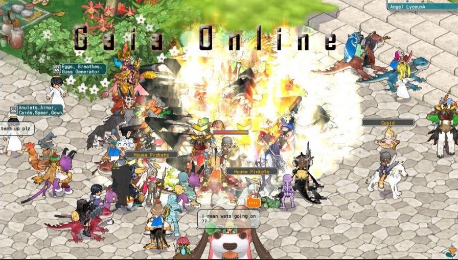 Gala Online Game
