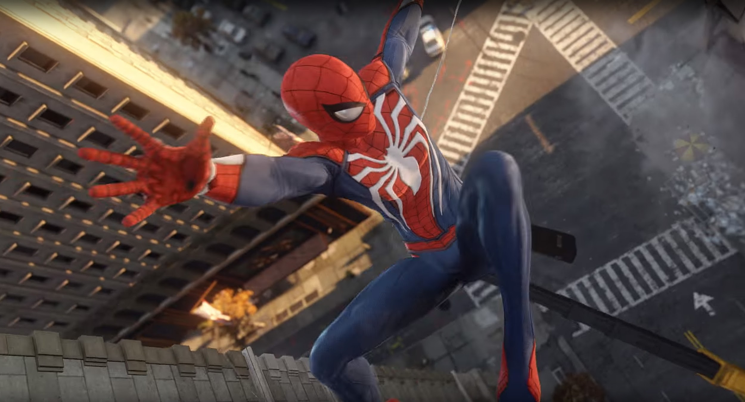 Spider-Man's PS4' Release Date Likely Won't Be Announced ...