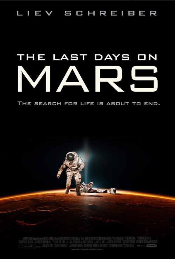The Last Days On Mars Zombie