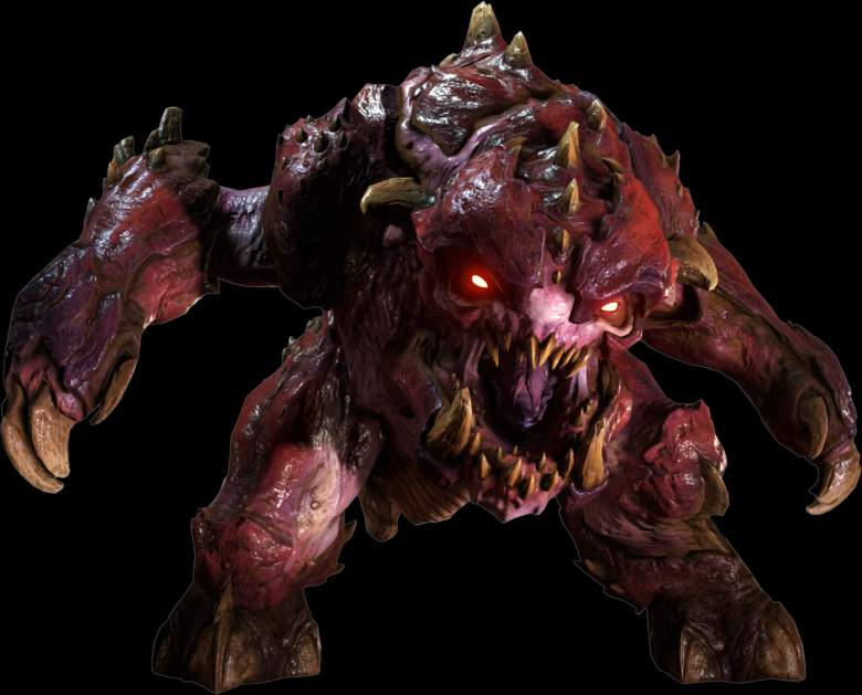 Ranked: The Toughest Doom Monsters and Enemies   GAMERS DECIDE