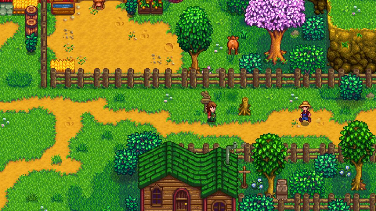 Stardew Valley Gets Unofficial Co-Op Multiplayer Mod