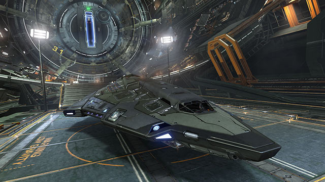 Best Elite Dangerous Ships to Forge Your Career With