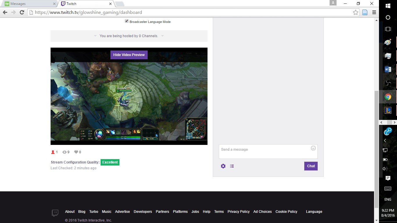 Being Able To Stream Your Gameplay Is Obviously The Most Important Part Of  Being A Streamer If You Want To Use Twitch, There Are Two Important Steps  You