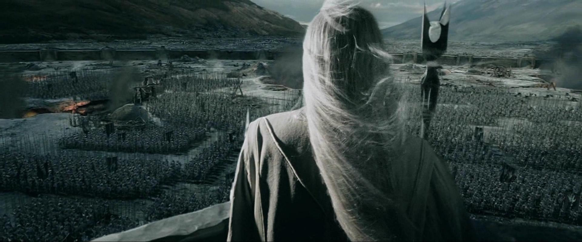 Baddie In Lord Of The Rings