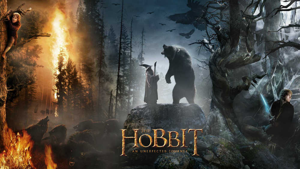 The Hobbit: Bilbo Baggins and the Thirteen Dwarves