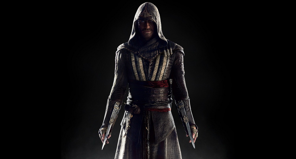 The assassin's gaberdine.