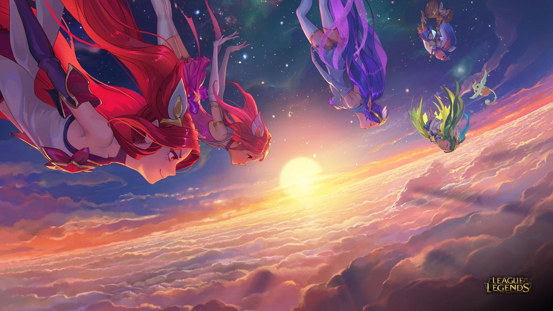 League Of Legends Top Ten Wallpapers Gamers Decide