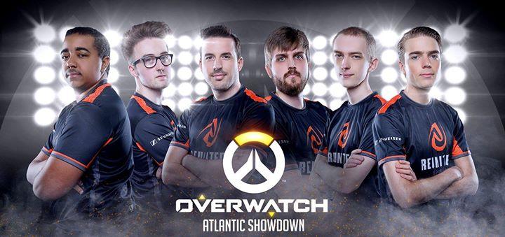 Overwatch Esport Teams