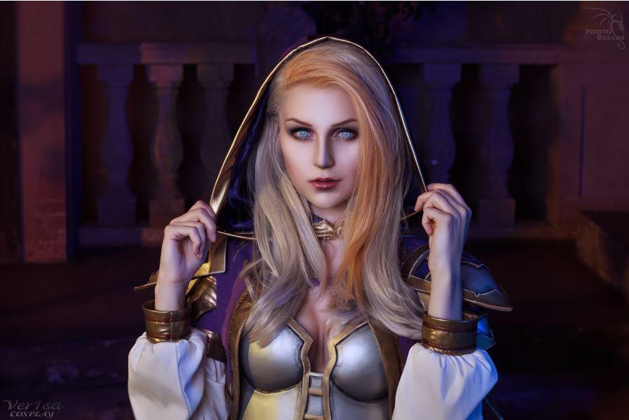 Consider, jaina proudmoore cosplay