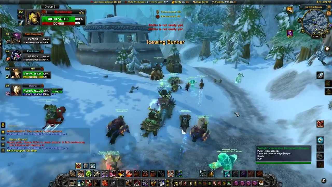 Is Black Desert Online a Better MMORPG Than World of Warcraft