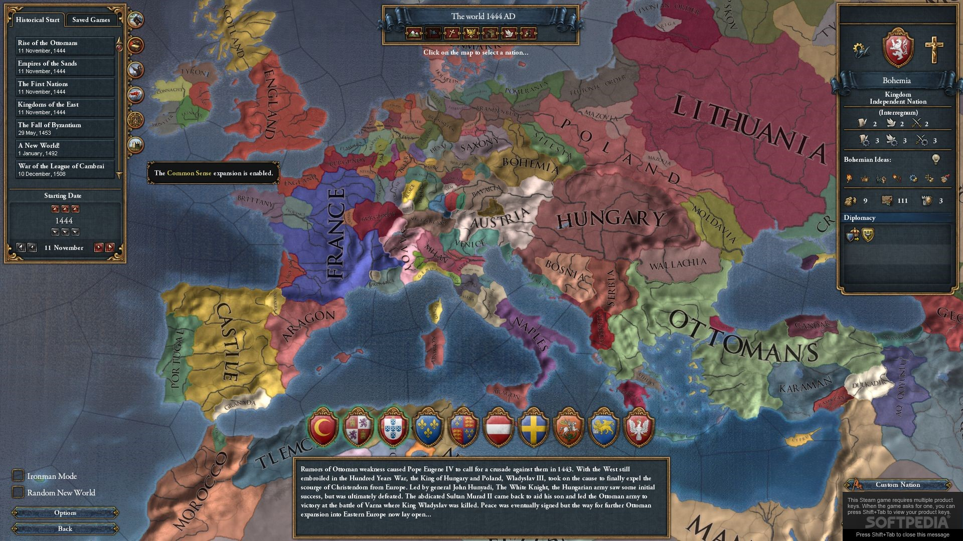 Top 10 best paradox entertainment games ranked good to best play as any nation in the world through nearly 400 years of history gumiabroncs Choice Image