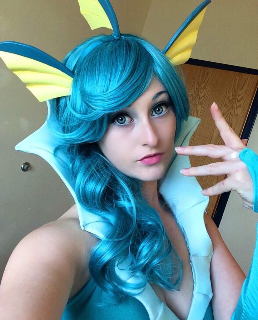 Vaporeon Cosplay Ears The 25 Sexiest Pokemon...