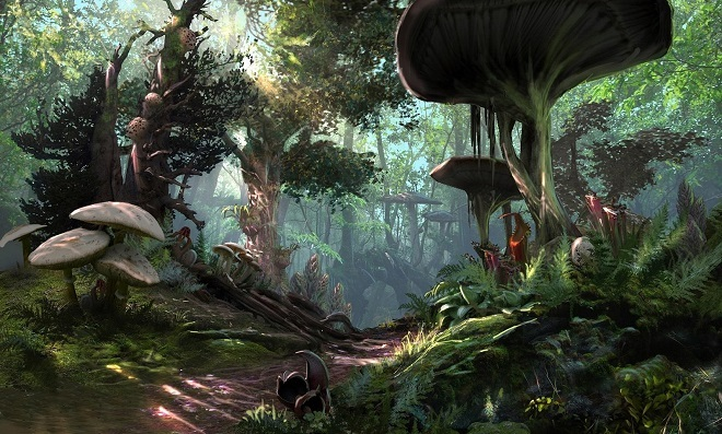 Morrowind's landscape stands out as otherworldly and unique not only within the Elder Scrolls series, but in the general gaming community as well.
