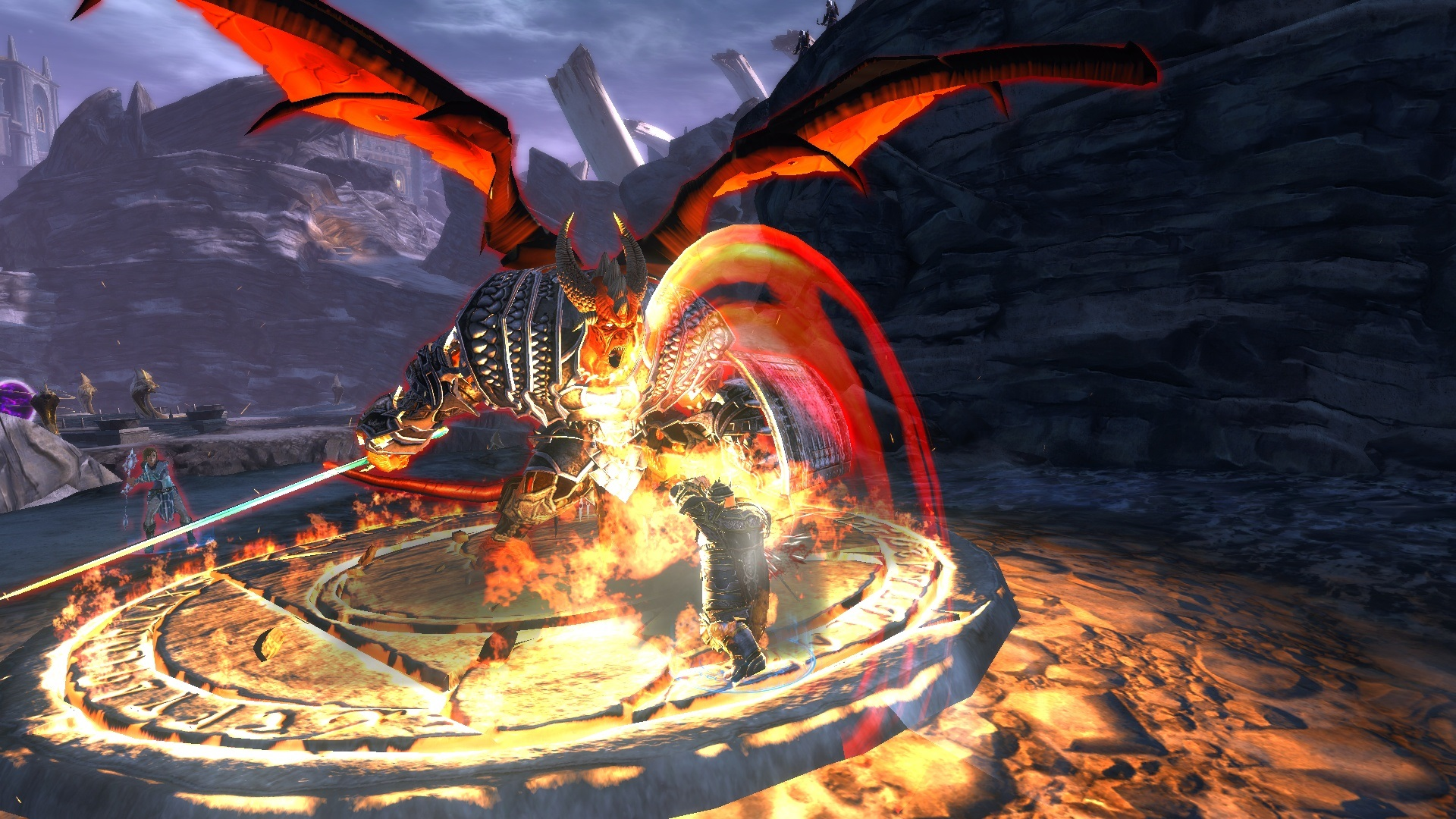 neverwinter fire giant - photo #49