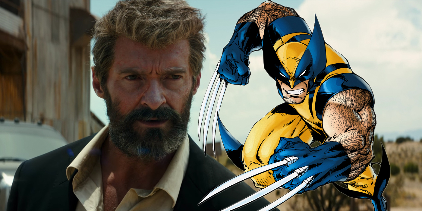 Wolverine and Logn