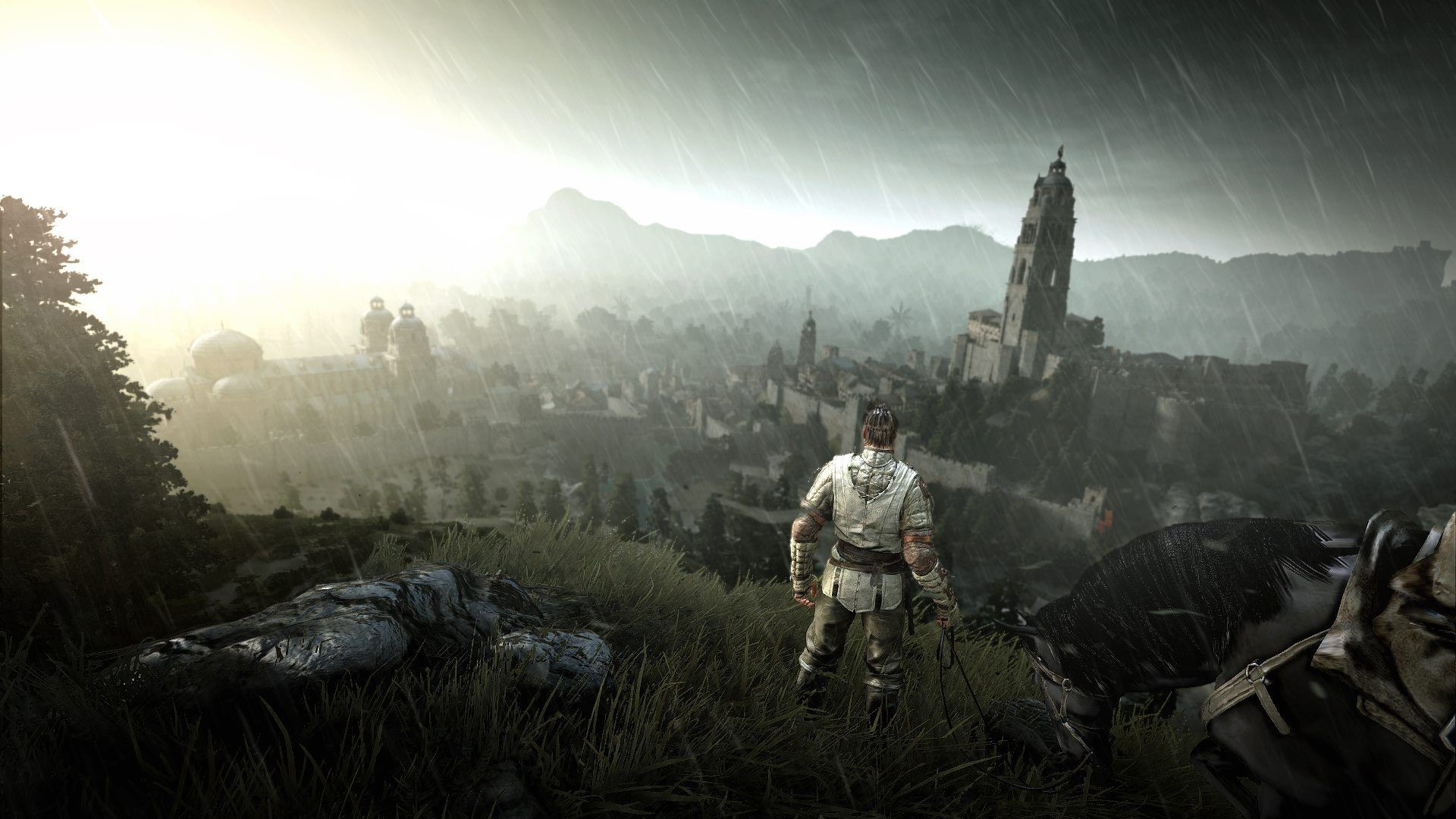 Black Desert Online Graphics RPG MMORPG next Gen visually appealing games like World of Warcraft
