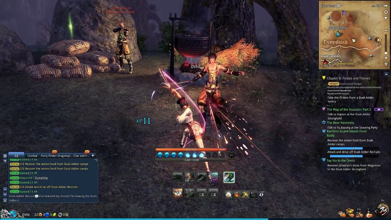 free to play ftp action mmo rpg shooter fps fair best new games to play top 21 2017 Blade and Soul Gameplay