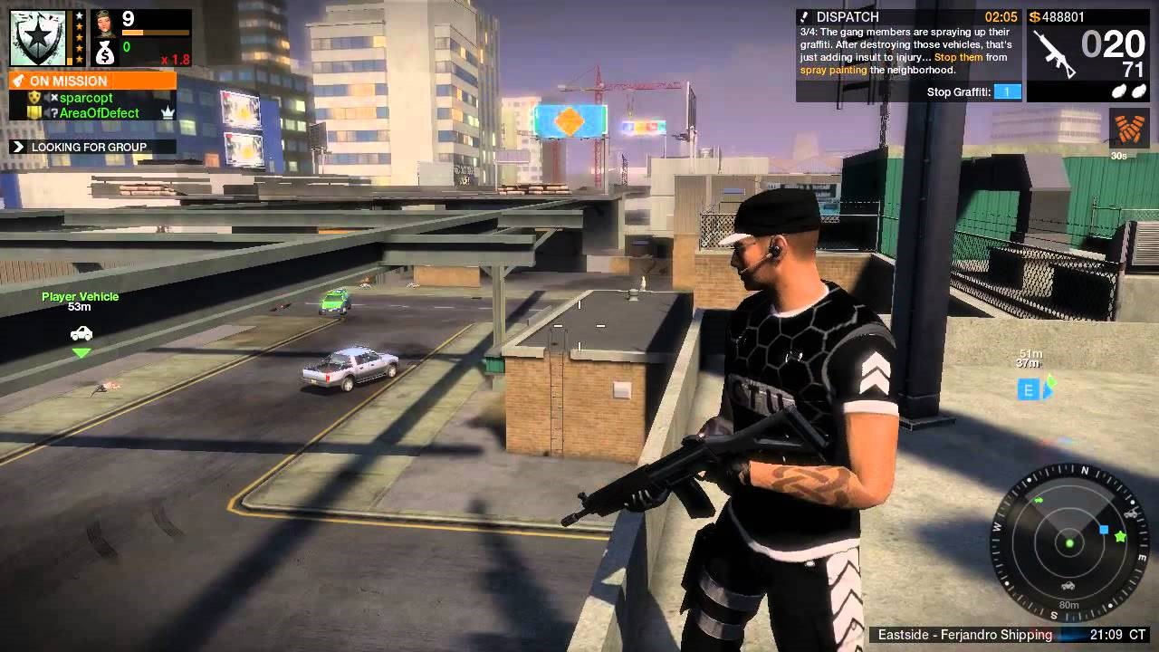 free to play ftp action mmo rpg shooter fps fair best new games to play top 21 2017 APB: Reloaded gameplay